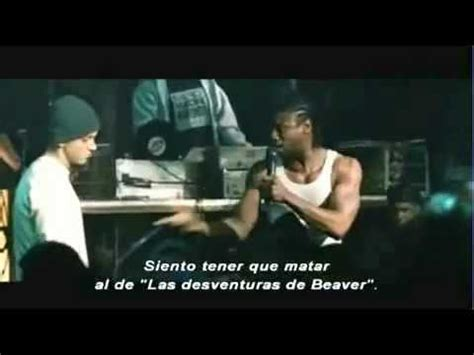 Eminem Movie Final Rap Lyrics | 8 mile 3 final rap battles with video youtube