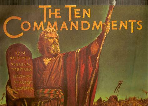 ten books the ten commandments quotes quotesgram