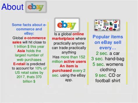 ebay business model ebay business case study business model