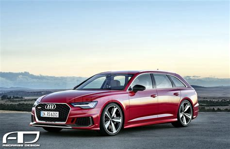 Neue Audi Rs6 by 2020 Audi Rs6 Rendered Could Feature Top Panamera S 680
