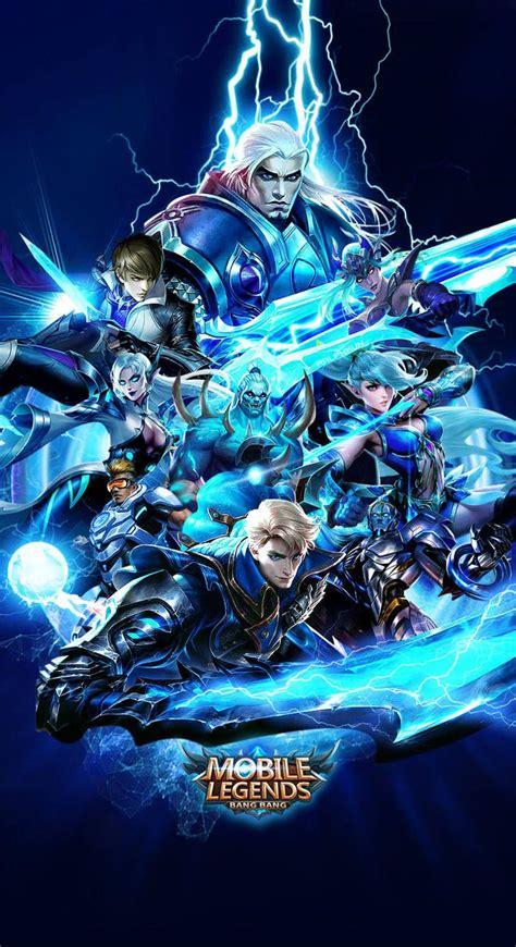 team blue mobile legends  xuneo mobile legend