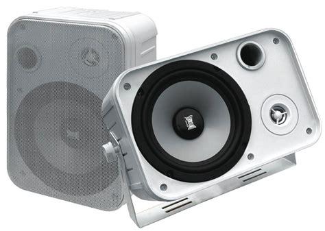 boat speaker box pyramid 400w marine waterproof box speakers boat patio