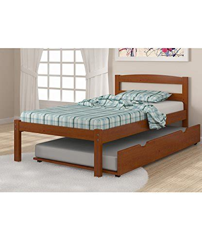 Solid Wood Espresso Twin Bed With Trundle My Home Solid Wood Bed With Trundle