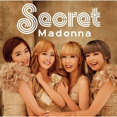 Secret Of A Single single secret madonna japanese ver