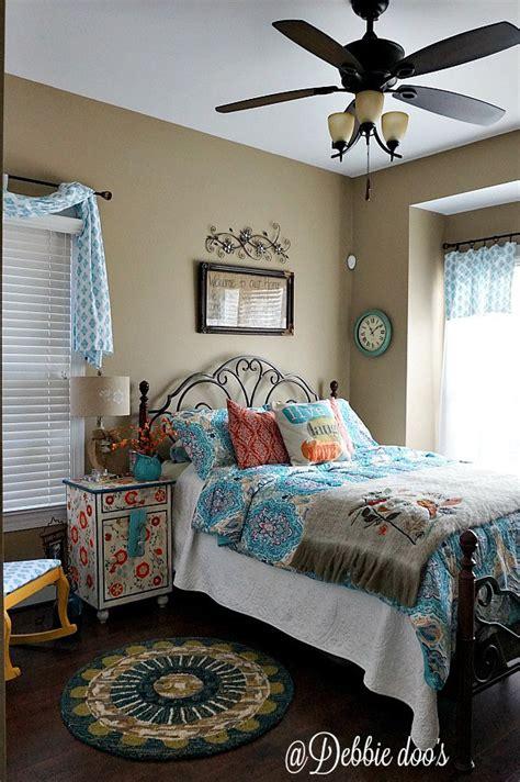 Funky Bedroom Decor by Diy Rustic Wall Clothes Hanger Debbiedoos