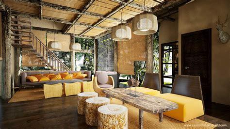 vacation house   interiors
