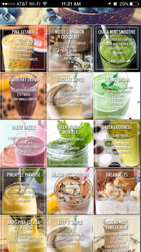 Complete Detox Recipe by Best 25 Juice Plus Ideas On Juice Plus Shakes