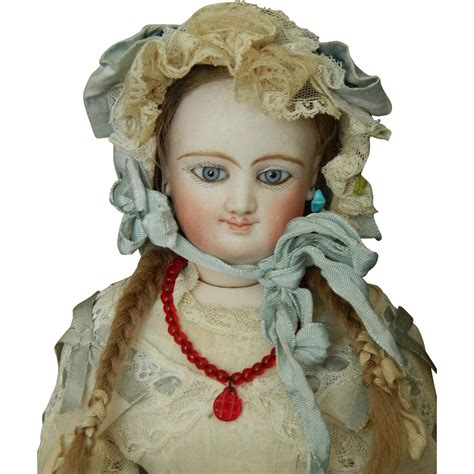 fashion doll necklace antique fashion doll necklace from kimsdollgems on