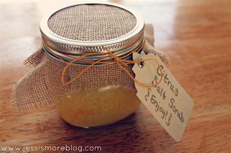diy citrus salt scrub paperblog