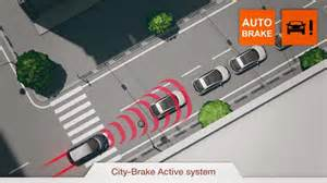 Brake Assist System In Car Honda City Brake Assist System Honda Ctba Automatic