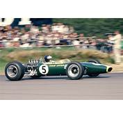 Lotus 49 – A Formula One Car That Changed The Game Forever