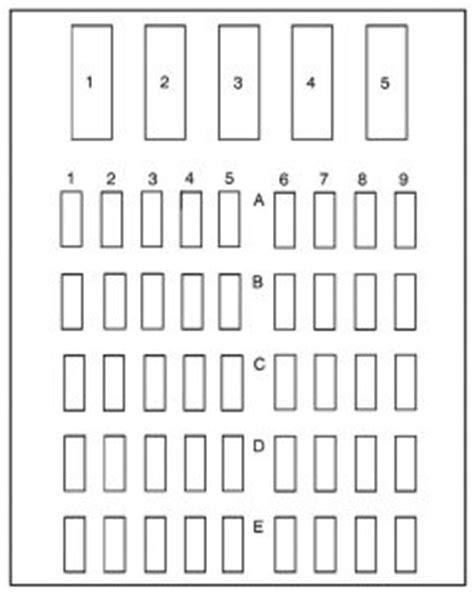 Buick LeSabre (1996 - 1998) - fuse box diagram - Auto Genius