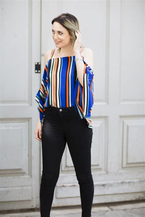 Kiara Top Fashion 1 multicolored top svetlana prodanic fashion pumpkin