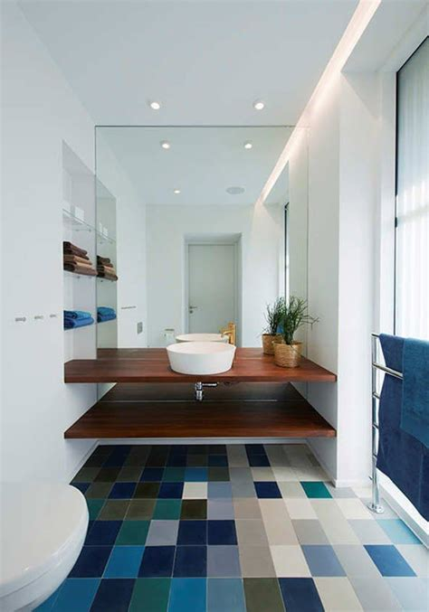 blue floor tile bathroom 37 dark blue bathroom floor tiles ideas and pictures