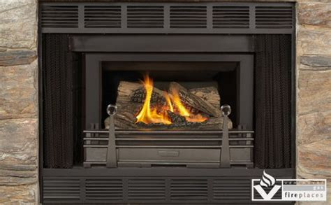 gas fireplaces wood burning and the heat on