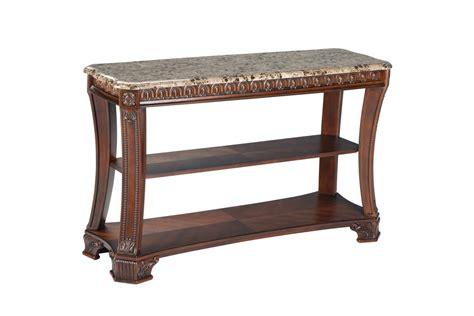 gardner white sofa tables ledelle sofa table by at gardner white
