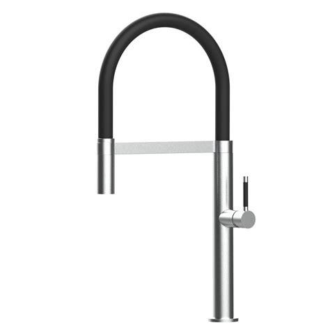 rubinetto inox rubinetto cucina inox con doccia estraibile monogetto