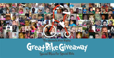 Great Bike Giveaway - the great bike giveaway by the numbers friendship circle special needs blog
