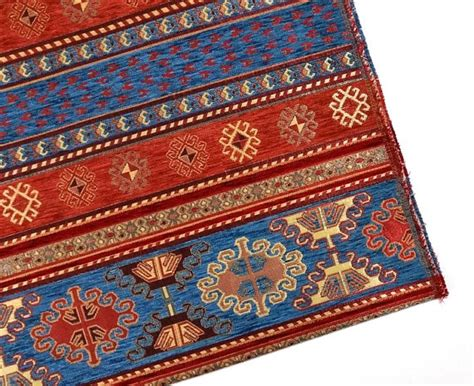 ethnic upholstery fabric ethnic tribal style chenille upholstery fabric aztec navajo