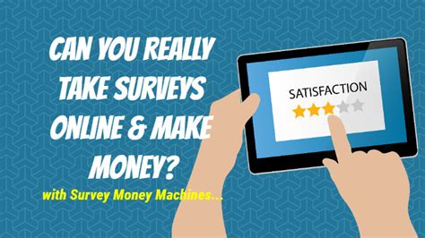 Survey For Money - survey money machines review is it even possible to make extra cash