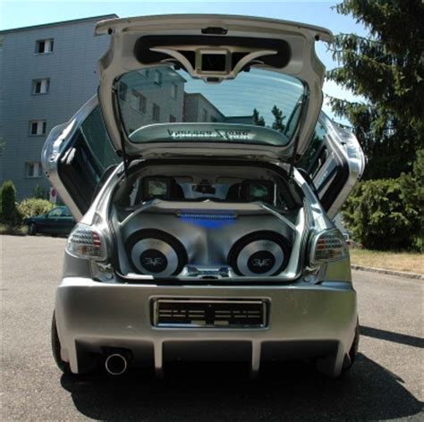 tuning cars and news peugeot 206 gti tuning