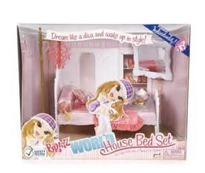 Bratz Bed Set Bratz World House Accessories Bed Set Furniture Beds