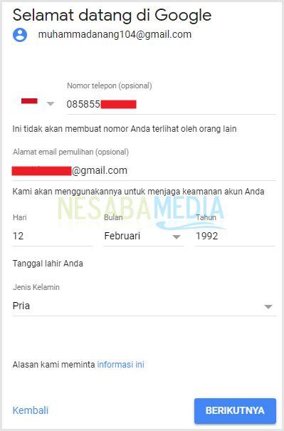 membuat email yahoo baru melalui hp 2 cara membuat email baru di gmail yahoo gratis terbaru