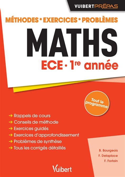 formulaire maths ece 1re maths ece 1re ann 233 e vuibert