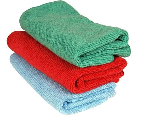 Microfiber Cloths Covered In by Servicemaster Fresno Ca