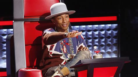 pharrell williams voice the voice pharrell williams www imgkid the image