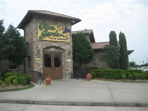 Olive Garden In Pearland by Home Koneconstruction