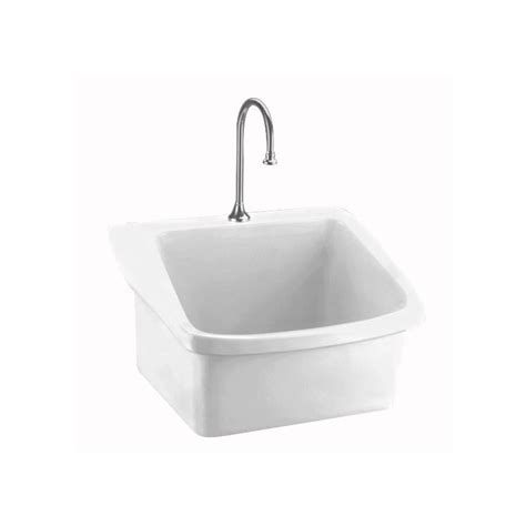American Standard Porcelain Kitchen Sink Faucet 9047 044 020 In White By American Standard