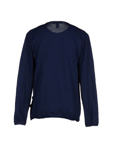 Sweater Comme Des Garcons 2 comme des gar 231 ons sweater in blue for lyst