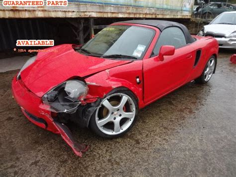 automotive service manuals 2001 toyota mr2 spare parts catalogs toyota mr2 breakers mr2 dismantlers