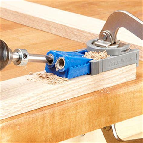 pocket holes woodworking five minute frames pocket process