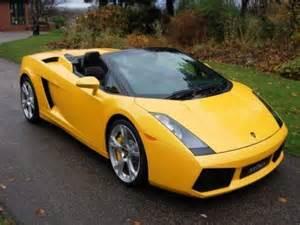 Lamborghini Gallardo Spyder For Sale For Sale Lamborghini Gallardo Spyder 2007