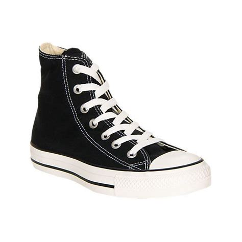 Converse Hight Black Sepatu Casual Sneakers Pria Premium 411 best images about polyvore on
