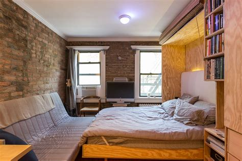 225 square feet inside a transforming 225 square foot east village studio