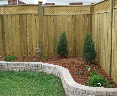 how to get more privacy in backyard privacy fence landscaping idea yard patio garage