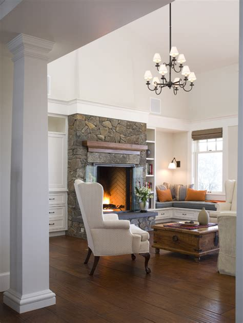 fireplace seating ideas stone fireplace with window seat pics x posted