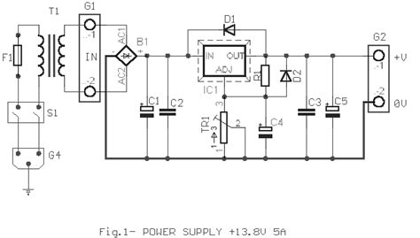 alimentatori switching regolabili the electronics hobbyist alimentatore lineare regolabile