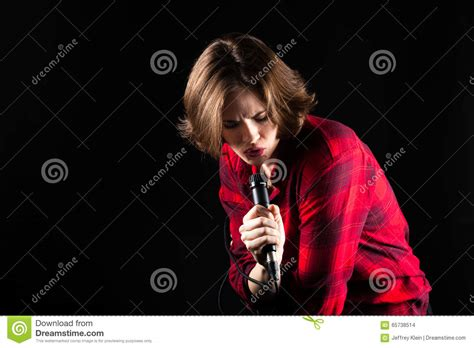 mics are for singing not swinging shirt model red flannel shirt swinging baseball bat royalty free