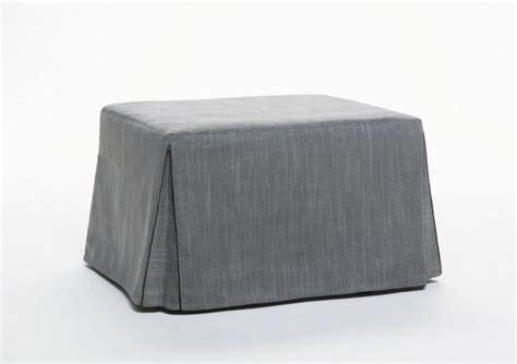pouf con letto pouf trasformabile in letto ghisallo berto salotti