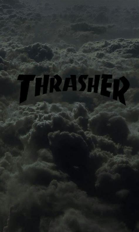 thrasher wallpaper iphone www pixshark com images