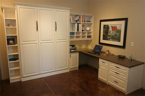 Murphy Bed With Closet by Murphy Bed