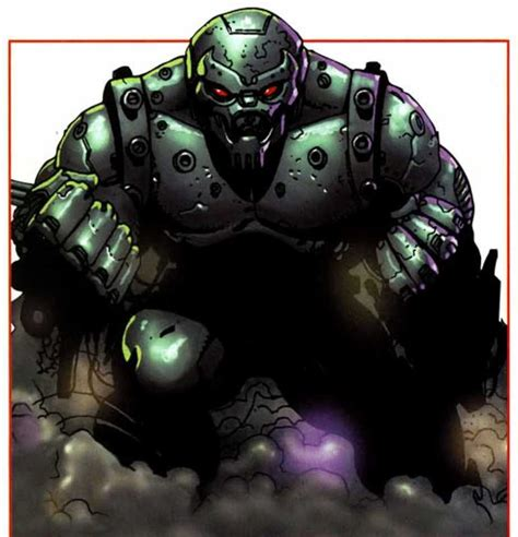 arsenal marvel arsenal alpha character comic vine