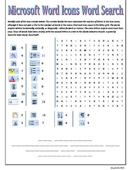 Search Results For Free Printables Microsoft Word   microsoft word icons word search by mr antill teachers
