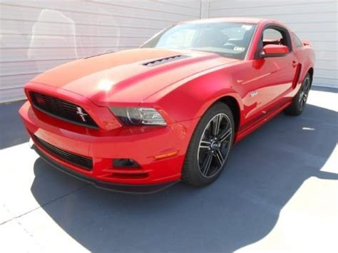 mustang 2014 gt specs 2014 ford mustang gt cs california special coupe data