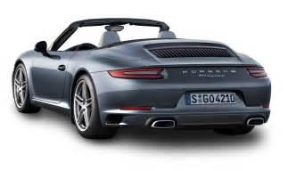 Porsche 911 Png Porsche 911 Back View Car Png Image Pngpix