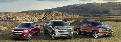 Vs Silverado by 2016 Chevy Colorado Vs Silverado Vs Silverado Hd